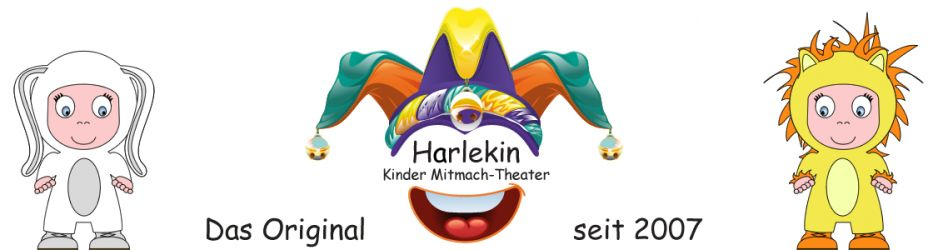 Harlekin Kinder Mitmach-Theater